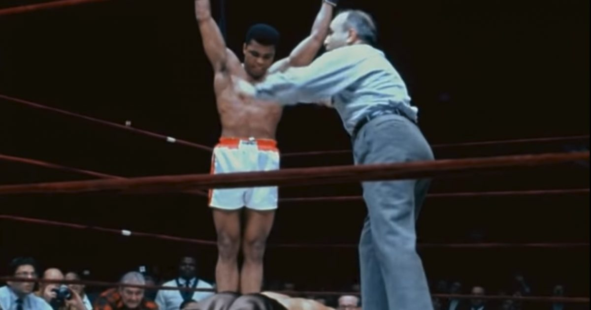 The Incredible Speed of Muhammad Ali