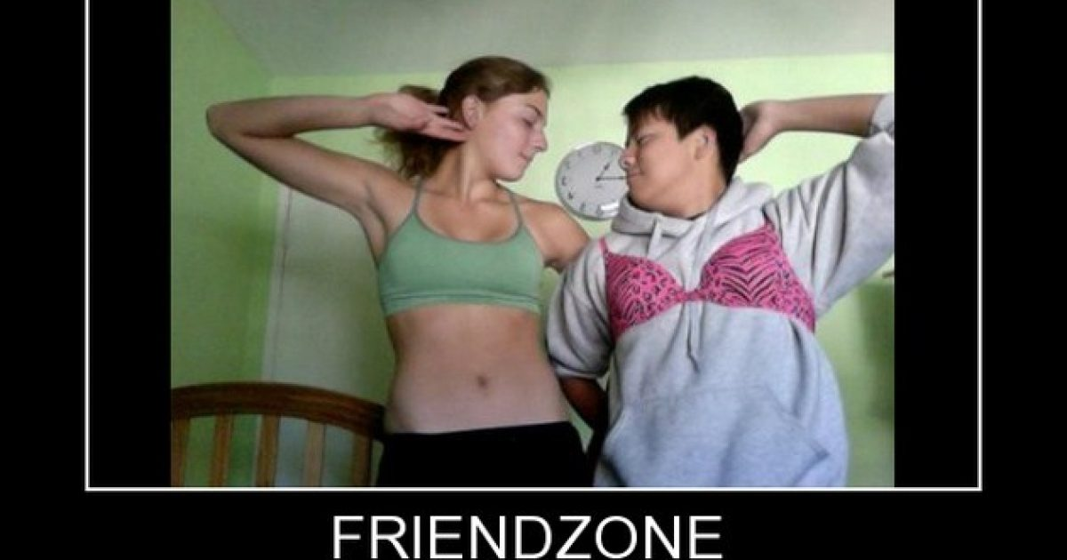 The Top 6 Signs You've Been Friend Zoned