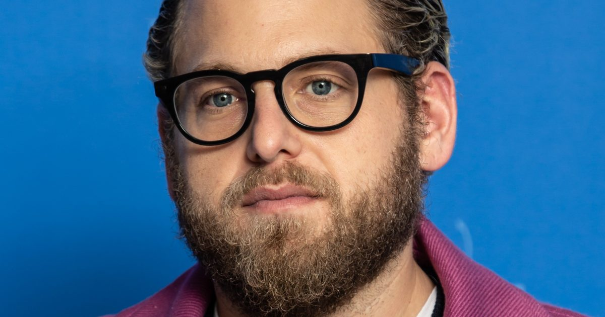 Good News! Effeminate Movie Star Jonah Hill Is Here to Challenge Your Masculinity