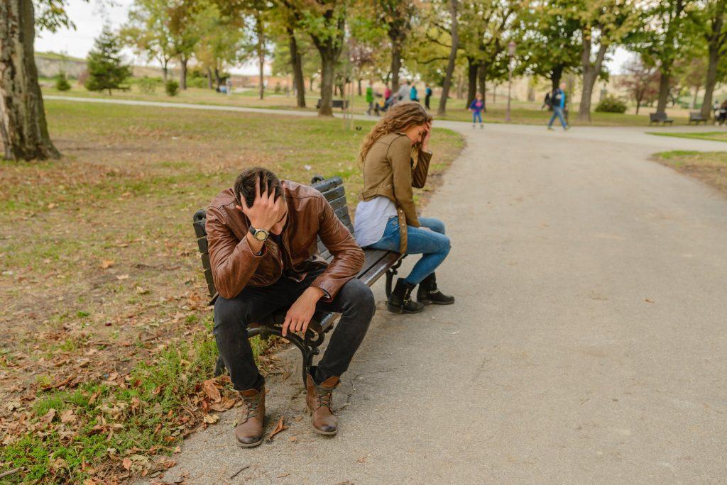 He's Just Broken Up With His Girlfriend. How Does He Get Over It?