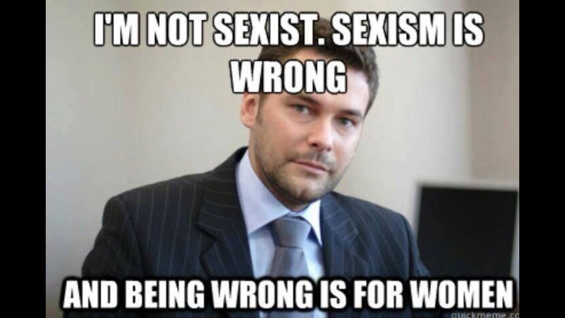 The 10 Best Sexist Memes You Absolutely Should Not Laugh At