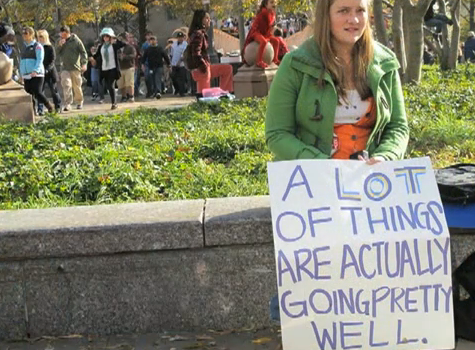 20 Hilarious Protest Signs