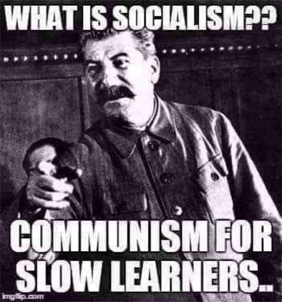 10 Memes That Make Fun of Socialism
