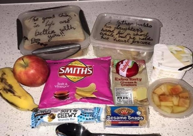 Aussie Wife Ripped for Packing Her Husband's Lunch Every Day