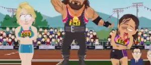 South Park Creates a Transgender Woman Athlete Based on Macho Man Randy Savage